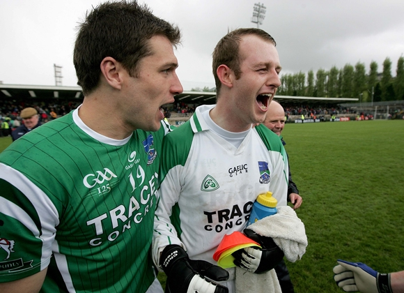 Qualifier history for Fermanagh