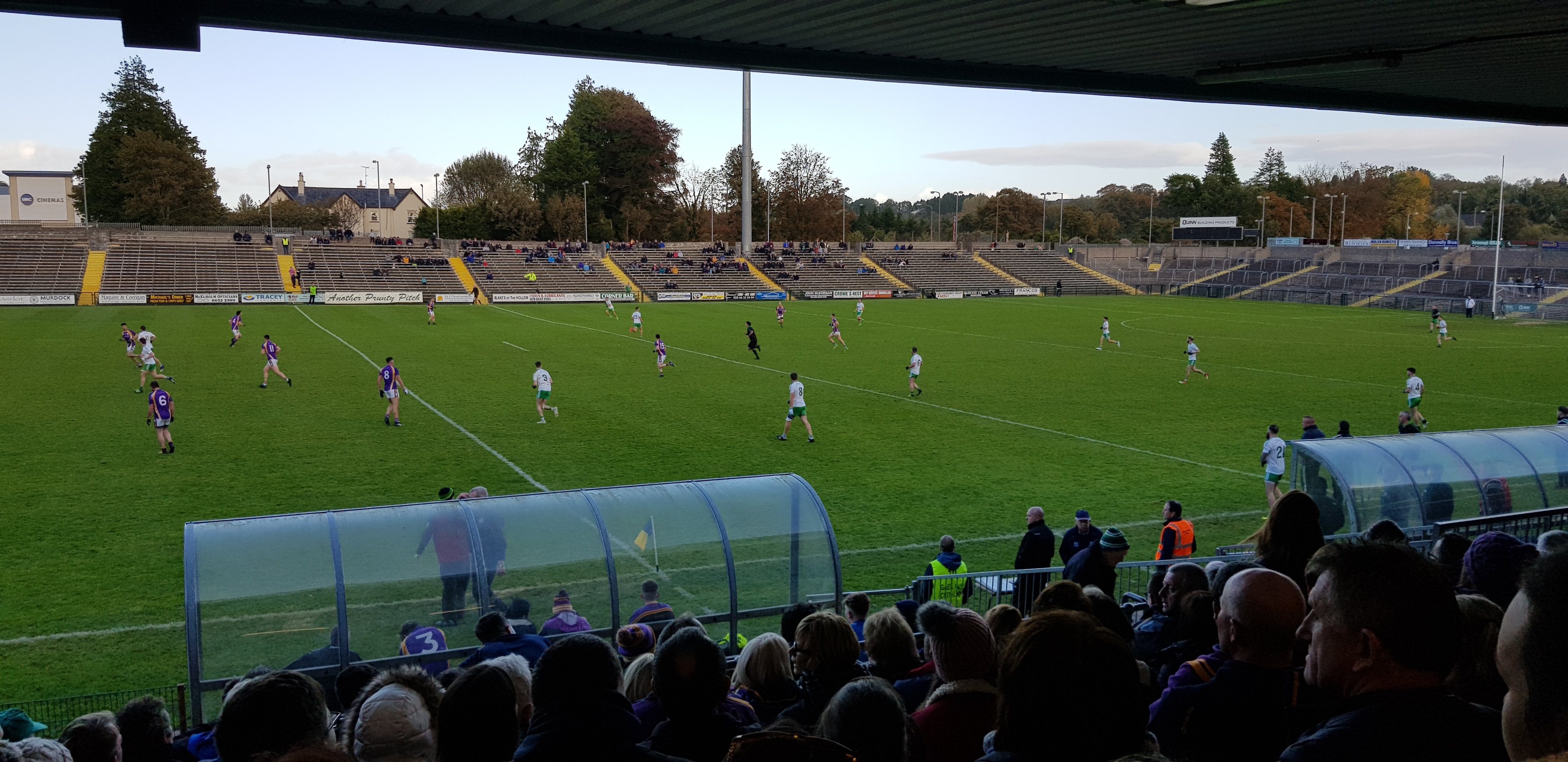 Derrygonnelly make it 4 in a row
