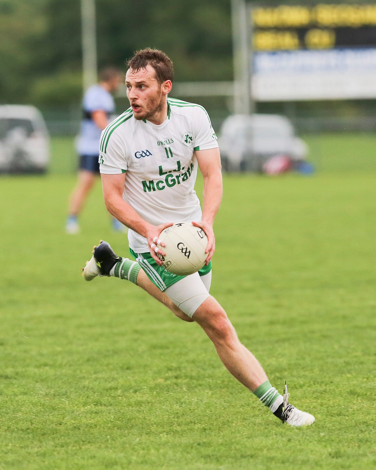 5 minutes with Declan McCusker