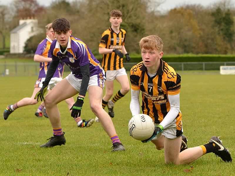 St Pauls Ulster Minor Club Championship
