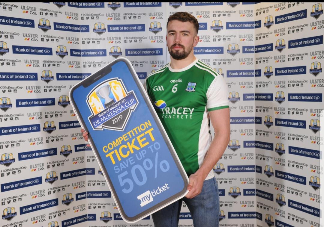 McKenna Cup ticket details