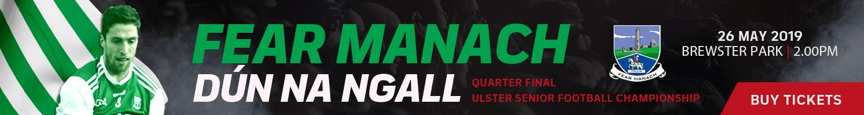 Fermanagh v Donegal - Quarter Finals - Ulster Championship 2019
