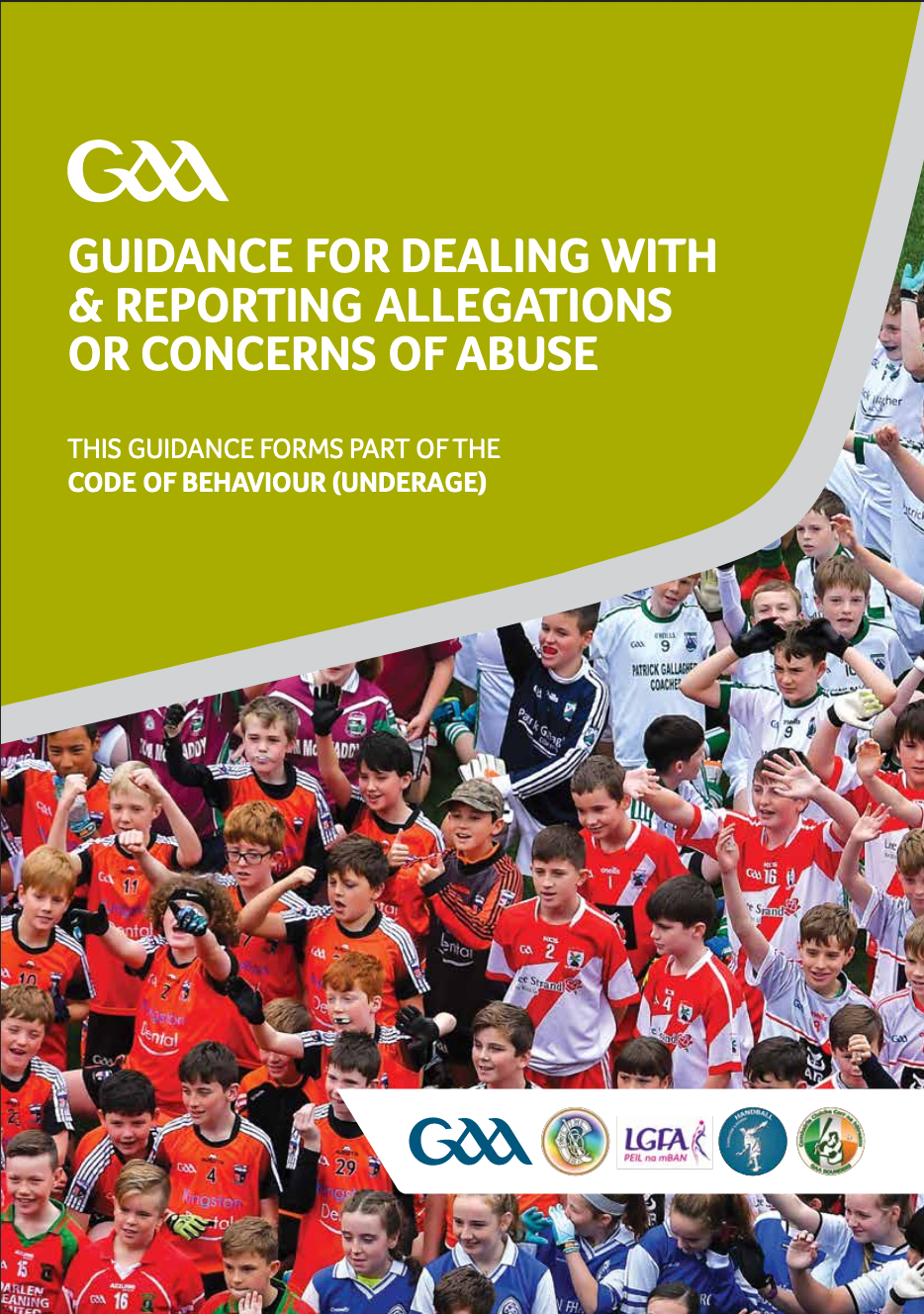 Guidance for Dealing with & Reporting Allegations and Concerns of Abuse.