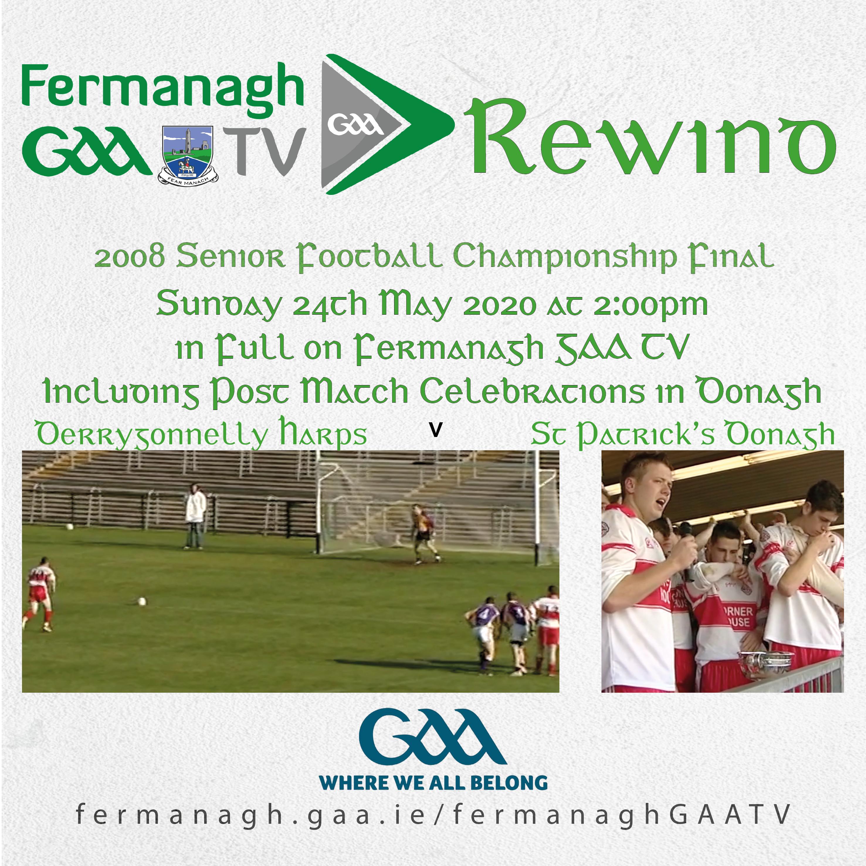 Fermanagh GAA TV Rewind – 24th May 2020
