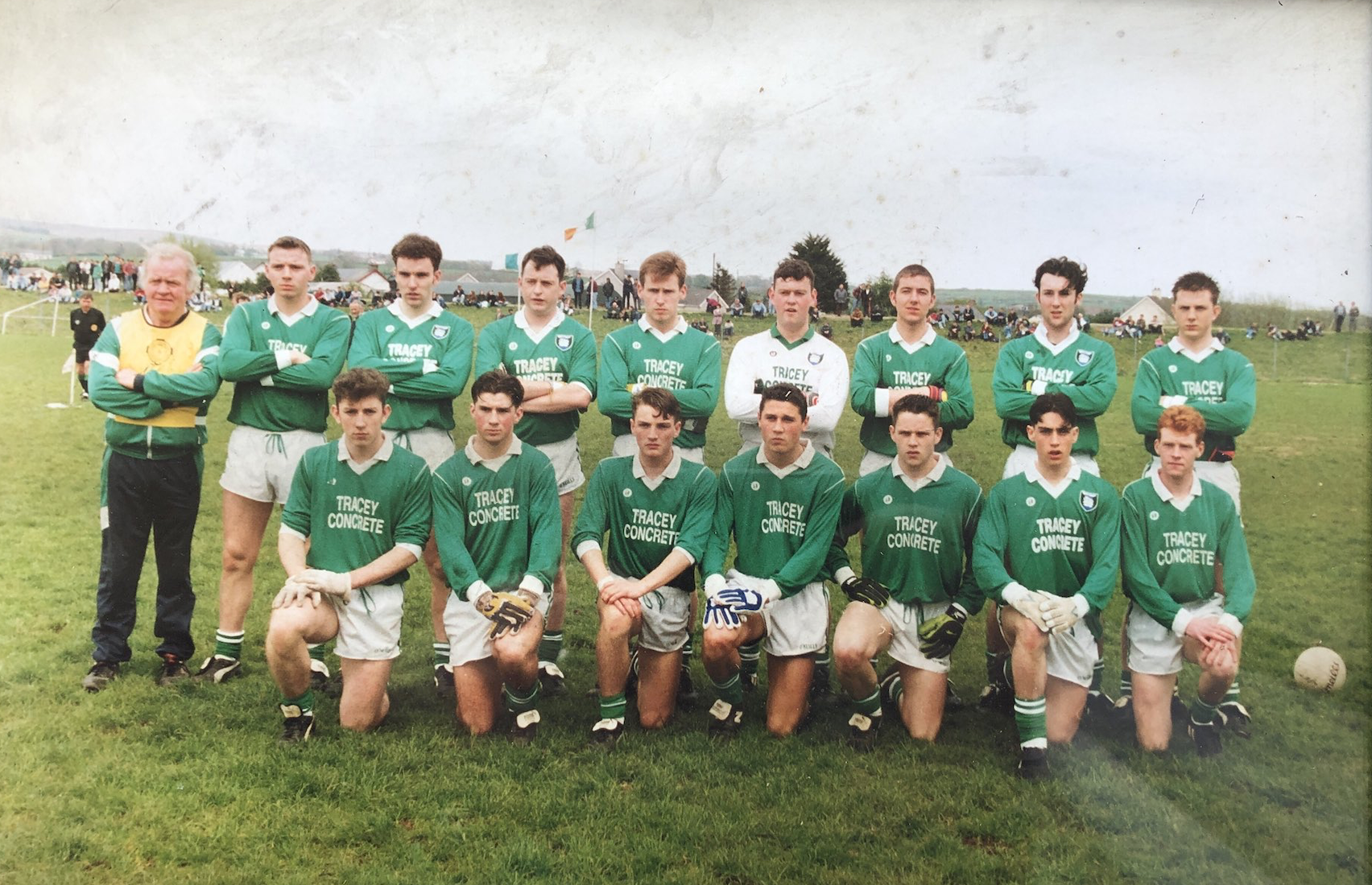 #OnThisDay 1994 – Ulster U21 Football Champions